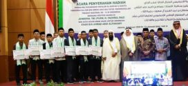 Alhamdulillah, Utusan PIA Raih Juara Pertama MHQH Tingkat Nasional Cabang Hafalan Hadits